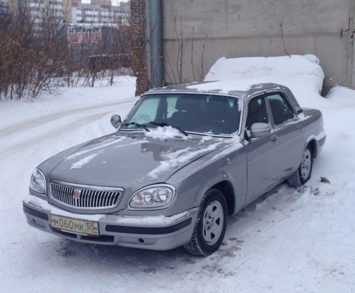 Аренда ГАЗ – 31105