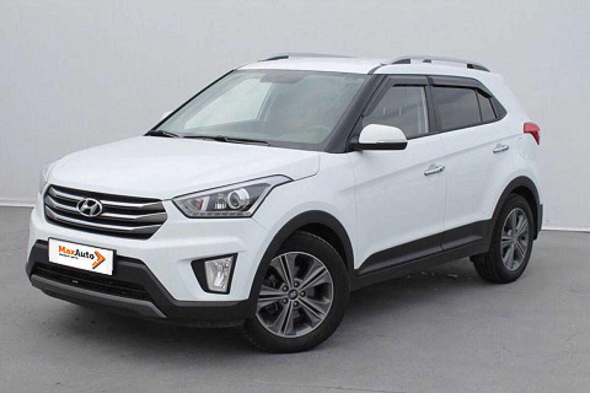 Аренда Hyundai Creta